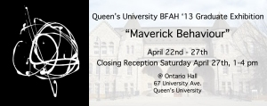 MaverickBehaviourExhibition