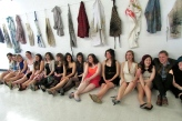 The artists of the show, Queen's University BFAH '13