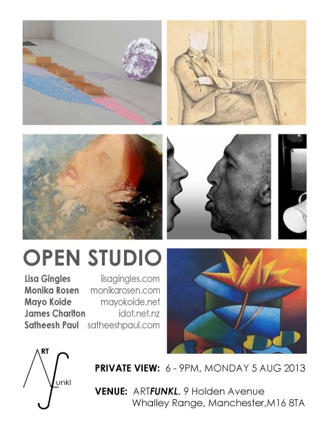 Open Studio Event!